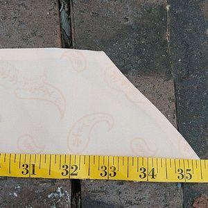 Accessories - 3/$15 Pale peach scarf